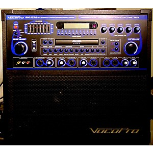 Pre-owned VocoPro Gigstar Karaoke Machine DJ Player