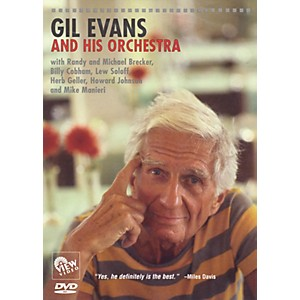 View Video Gil Evans and His Orchestra Live/DVD Series DVD Performed by Gil...