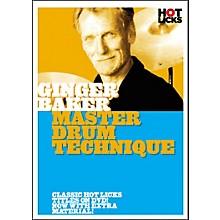 Hot Licks Ginger Baker: Master Drum Techniques DVD