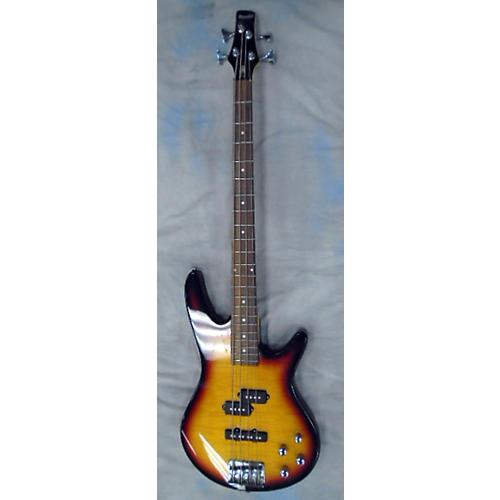 Ibanez Gio 3 Color Sunburst Electric Bass Guitar-thumbnail