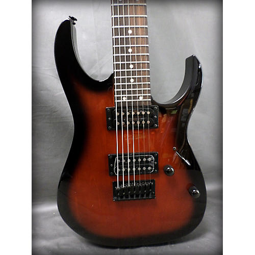 Ibanez Gio 7 String Solid Body Electric Guitar-thumbnail