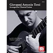 Mel Bay Giovanni Antonio Terzi: Arranged for Classical Guitar