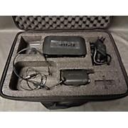 Shure GlX-D Digital Wireless Headset Headset Wireless System