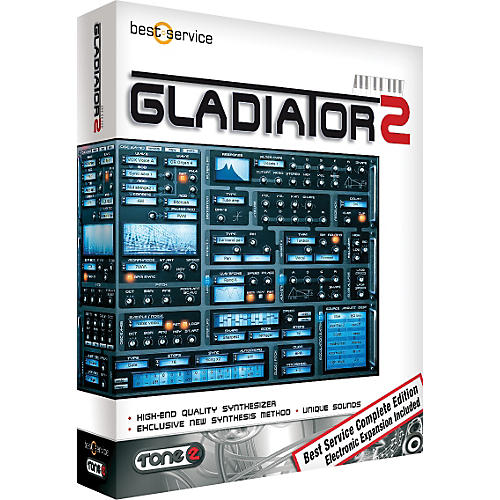 Best Service Gladiator 2 Complete-thumbnail
