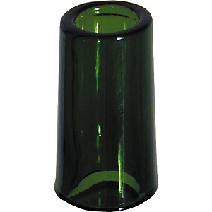 BigHeart Glass Double Cut Bottleneck Guitar Slide by BigHeart