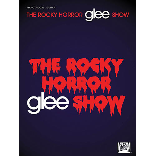 Hal Leonard Glee - The Rocky Horror Glee Show PVG Songbook-thumbnail