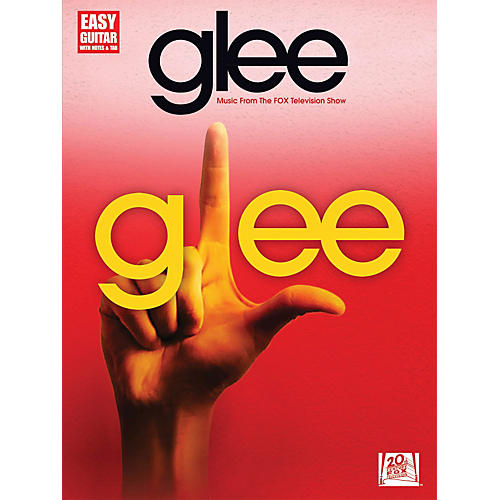 Hal Leonard Glee Music From The Fox Television Show For Easy Guitar With Tab-thumbnail
