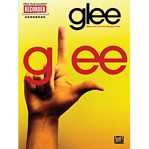 Hal Leonard Glee Music from the Fox Television Show Recorder Series Softc... by Hal Leonard