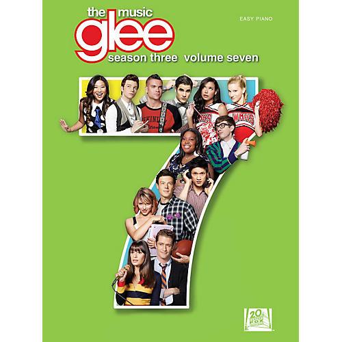 Hal Leonard Glee: The Music - Season Three, Volume 7 Songbook For Easy Piano
