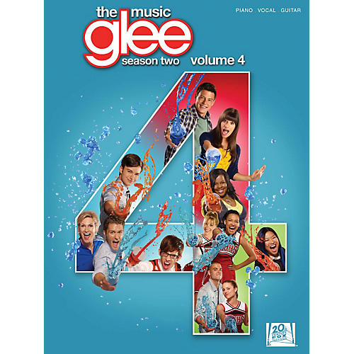 Hal Leonard Glee: The Music - Season Two Volume 4 PVG Songbook-thumbnail