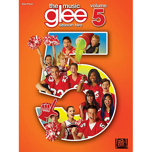 Hal Leonard Glee: The Music - Season Two Volume 5 Easy Piano-thumbnail