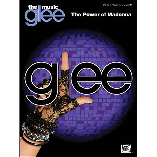 Hal Leonard Glee: The Music The Power Of Madonna PVG Songbook