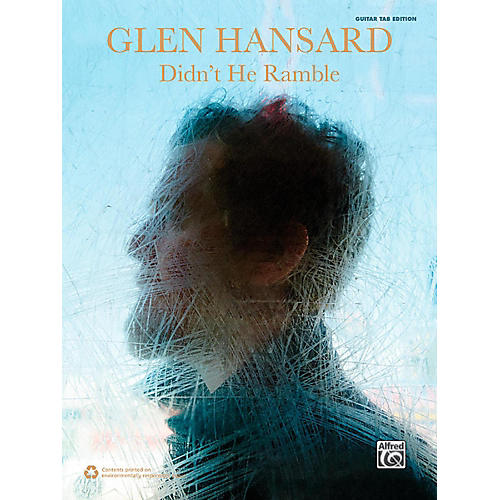 Alfred Glen Hansard: Didn't He Ramble Guitar TAB Edition Songbook-thumbnail