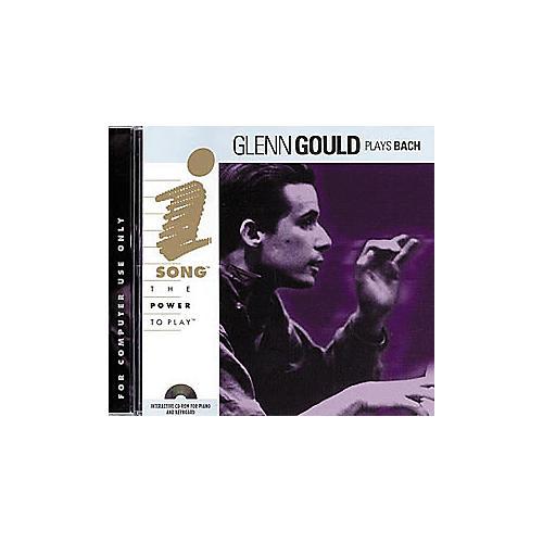 Hal Leonard Glenn Gould Plays Bach