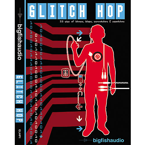 Big Fish Glitch Hop Audio Loops-thumbnail