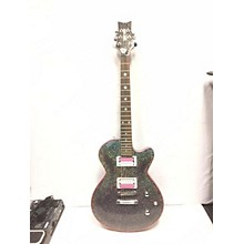 Daisy Rock Glitter Solid Body Electric Guitar