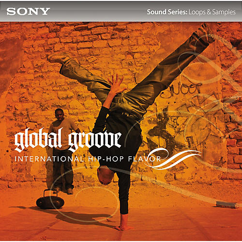 Sony Global Groove: International Hip-Hop Flavor
