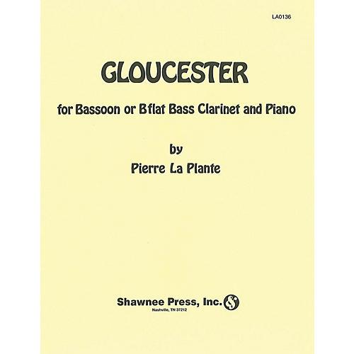 Hal Leonard Gloucester Bassoon (or B Flat Bass Clarinet)/Piano Clarinet