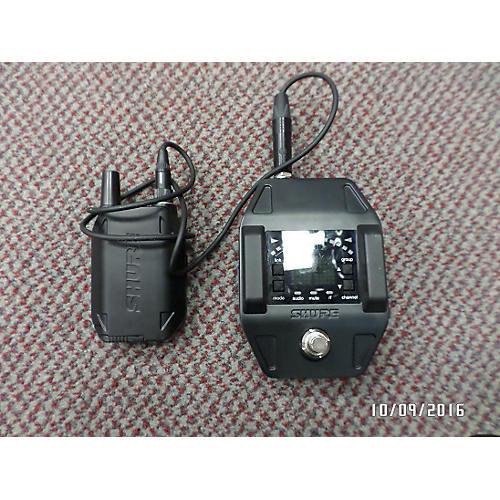Shure Glxd16 Instrument Wireless System-thumbnail