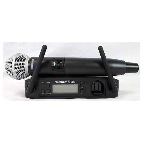 Shure Glxd4 Handheld Wireless System-thumbnail