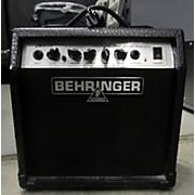 Behringer Gma-106 Guitar Combo Amp