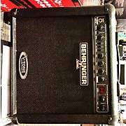 Behringer Gmx 110 Guitar Combo Amp