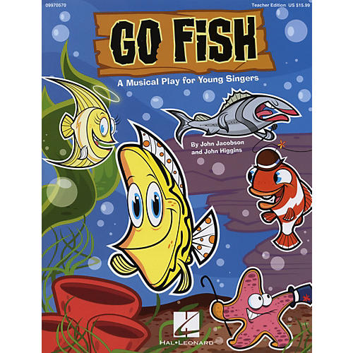 Hal Leonard Go Fish-thumbnail