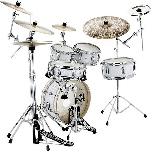 Taye Drums GoKit Fusion 5-Piece Drum Set-thumbnail
