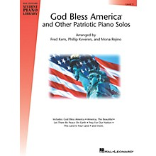 Hal Leonard God Bless America® and Other Patriotic Piano Solos - Level 5 Piano Library Series