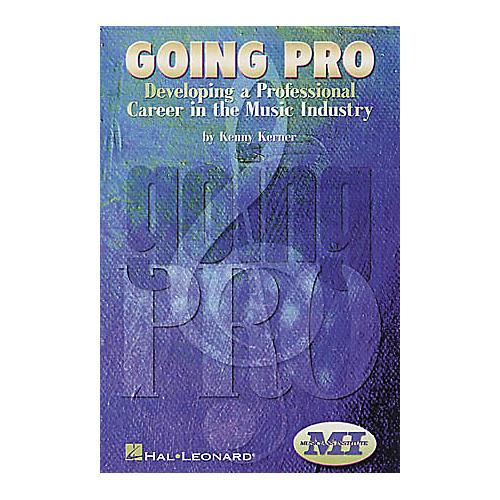 Musicians Institute Going Pro (Book/CD)