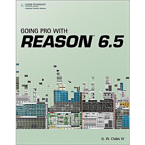 Cengage Learning Going Pro with Reason 6.5-thumbnail