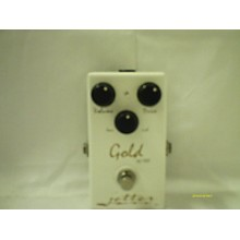 Jetter Gear Gold 45/100 Effect Pedal
