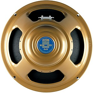 Celestion Gold 50W, 12 inch Alnico Guitar Speaker by Celestion