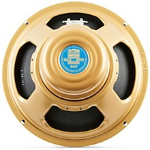 "Celestion Gold 50W, 12"" Alnico Guitar Speaker Level 1 8 Ohm"