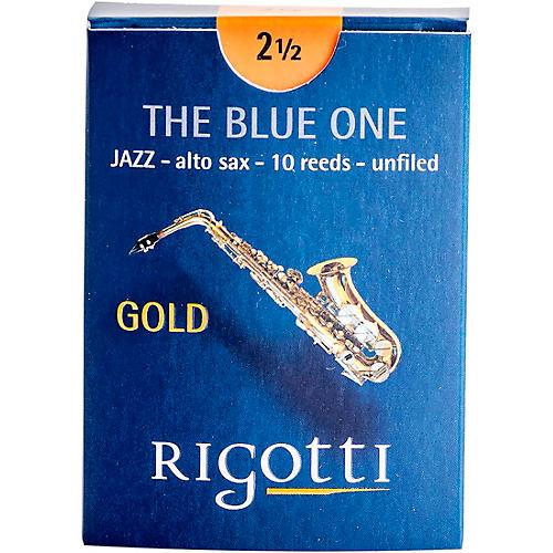 Rigotti Gold Alto Saxophone Reeds-thumbnail