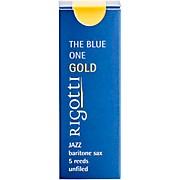 Rigotti Gold Baritone Saxophone Reeds