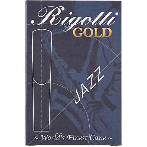 Rigotti Gold Bass Clarinet Reeds Strength 2.5 Strong