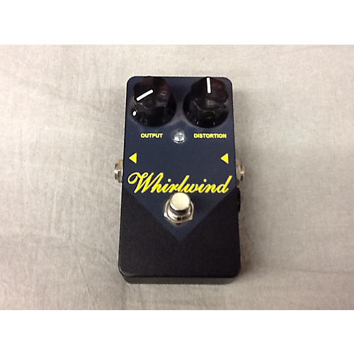 Whirlwind Gold Box Distortion Effect Pedal-thumbnail