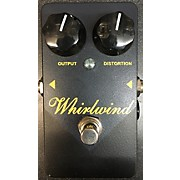 Whirlwind Gold Box Distortion Effect Pedal