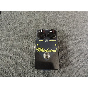 Pre-owned Whirlwind Gold Box Distortion Effect Pedal by Whirlwind