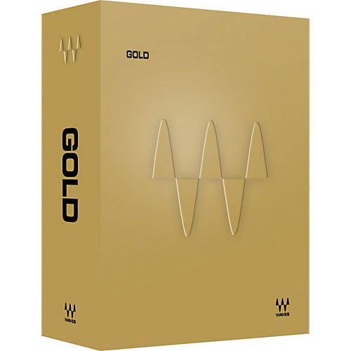 Waves Gold Bundle Native/TDM/SG Software Download