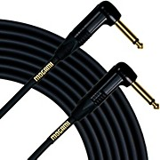 Mogami Gold Right Angle to Right Angle Instrument Cable