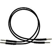 "Mogami Gold Series 18"" TT Patch Cables - Pair"