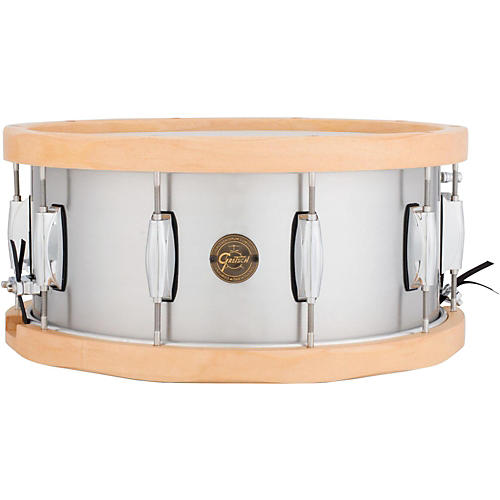 Gretsch Drums Gold Series Aluminum/Maple Snare Drum-thumbnail