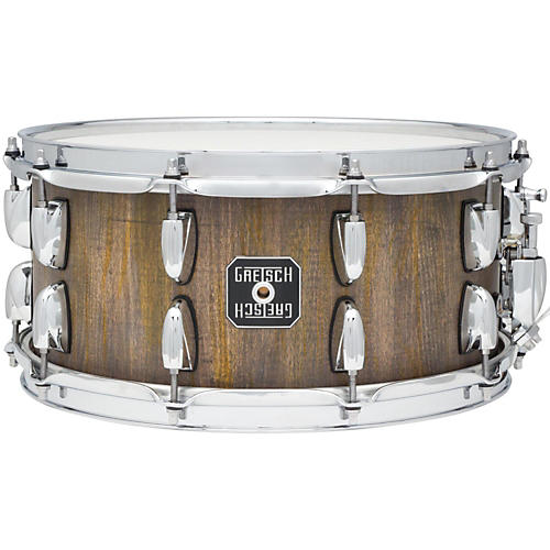 Gretsch Drums Gold Series Barnboard Snare Drum