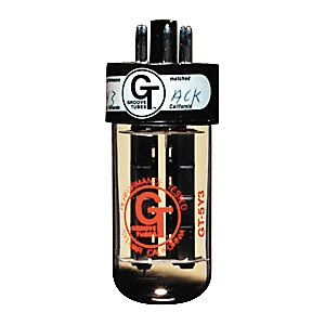 Groove Tubes Gold Series GT-5Y3 GZ30 Rectifier Tube by Groove Tubes