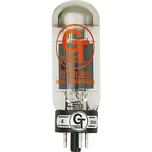 Groove Tubes Gold Series GT-6L6-S Matched Power Tubes by Groove Tubes