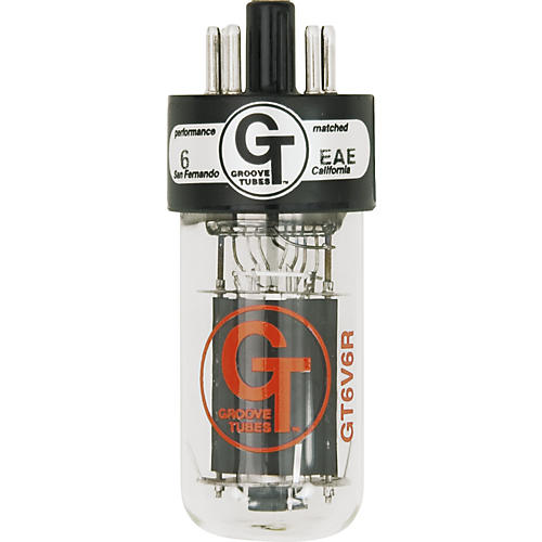 Groove Tubes Gold Series GT-6V6-R Matched Power Tubes