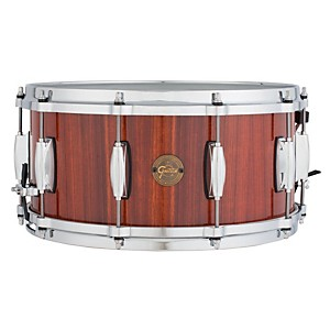 Gretsch Drums Gold Series Rosewood Snare Drum by Gretsch Drums