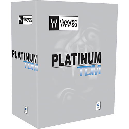 Waves Gold TDM+ L2 TDM to Platinum TDM Upgrade-thumbnail